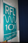 Gerald Moizan & Ted, Interview Radio RFL