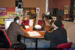Interview Radio Active Gerald Moizan 23 01 2009