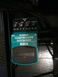 gerald moizan compressor sustainer cs100*