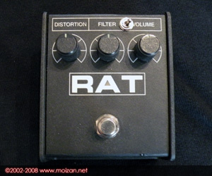 gerald moizan pro co sound rat2